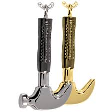 cremation jewelry for men hammer pendant men s cremation jewelry memorial gallery