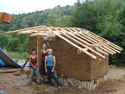 a place where you can learn about natural and sustainable building