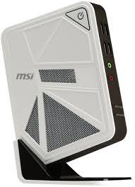 ordinateur de bureau msi msi dc111 064eu 9s6 b062 064 achat ordinateur de bureau grosbill