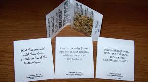 seed packet wedding favors wedding seed packet favors like this item seed packet wedding