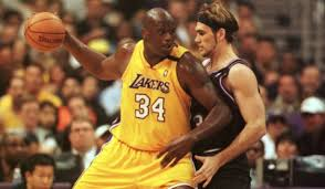 Shaq Bench The All Time Nba Playoffs Lineup