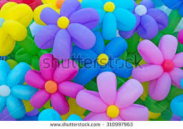 flowers and balloons balloon flower stock images royalty free images vectors