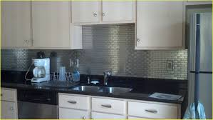 kitchen backsplash metallic tiles kitchen backsplash stainless