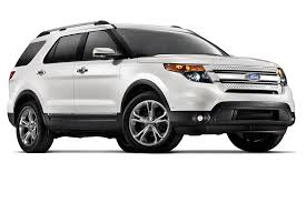 Ford Explorer Bucket Seats - 2014 ford explorer reviews and rating motor trend