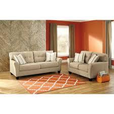 ashley furniture laryn livingroom set in khaki local furniture