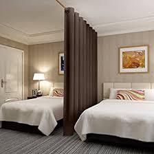Grey Room Divider Amazon Com Chadmade Premium Heavyweight Room Divider Curtain