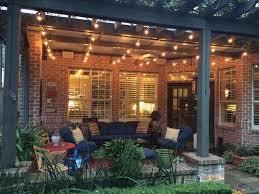 Patio Lighting Design 181 Best Home Outdoor Design Images On Pinterest Backyard