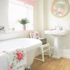 pretty bathroom ideas pretty white bathroom design