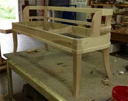 BECHTEL DESIGNS INC Portfolio Lynchburg VA Model Frame - Sofa frame design