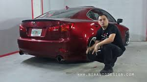lexus is350 eyelids lexus is rear spats aprons how to install youtube