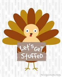 lets get stuffed free printable for thanksgiving thanksgiving