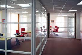 bureau vitre cloison bureau verre transparent multi volume jpg 1280 862