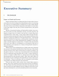 executive summary resume exle executive resume exles fresh executive summary resume exle