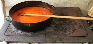 recette cuisin recette de ajvar purée de poivrons et d aubergines orginaire des
