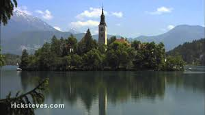 slovenia lake lake bled slovenia natural beauty youtube