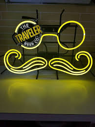 travelers beer images The traveler beer co neon sign real neon light for sale hanto jpg