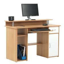 Contemporary Computer Desk Desks Beech Desks Ikea Ikea Contemporary Computer Desk Beech