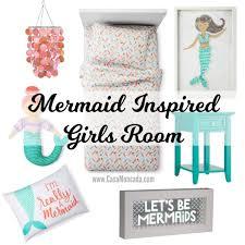 Mermaid Room Decor Casa Moncada Mermaid Inspired Room Casa Moncada