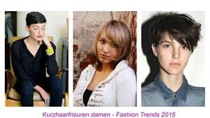 Trend Kurzhaarfrisuren Damen by Kurzhaarfrisuren Damen Fashion Trends 2015