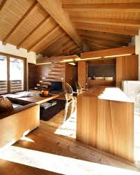 Wooden Interior modern home interior design amazing natural look wooden interior
