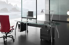 table laudable glass top office table philippines striking glass