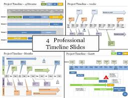 ppt timeline template project timeline template