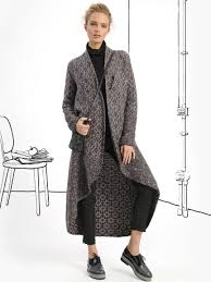 crea concept sweater coat by crea concept at hello boutique