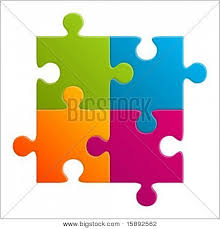 Cmyk Color Spectrum Puzzle Jigsaw Puzzle Images Illustrations Vectors Jigsaw Puzzle Stock