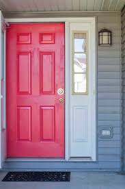 painting your front door to increase curb appeal paint used