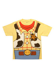 toy story i am woody costume t shirt for men