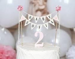 baby shower cake topper etsy