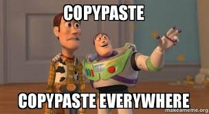 Meme Copy And Paste - seamless copy paste between devices zillion thoughts