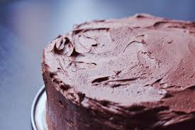 decadent vegan double chocolate cake u2022 banana bloom