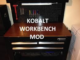 kobalt workbench mod youtube