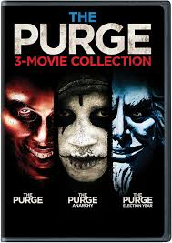 amazon com the purge 3 movie collection ethan hawke frank