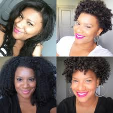 Transitioning Protective Styles - 3 tips to transition from weaves to natural hair