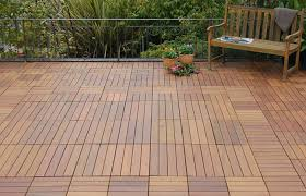 patio wooden deck flooring options with chair decorative