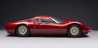 ferrari classic 1965 dino berlinetta speciale par pininfarina classic cars