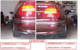 bmw e39 rear diy 1998 528i rear wheel alignment bimmerfest bmw forums