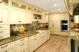 kitchen cabinets with backsplash white kitchen cabinets with granite antique white cabinets with