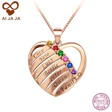 name necklaces cheap online get cheap family name necklaces aliexpress alibaba