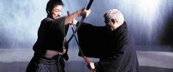 Blind Masseuse The Blind Swordsman Zatoichi Movie Review 2004 Roger Ebert