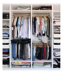 maximizing hanging closet space