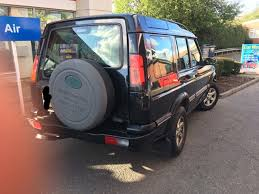 2004 land rover discovery 2 td5 pursuit manual 7 seater in