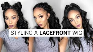 3 ways to style a full lace wig holiday hairstyles ft wowafrican
