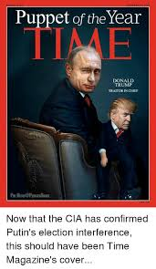 Chiefs Memes - puppet of the year donald trump traitor in chief now that the cia
