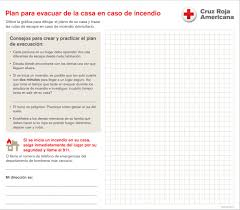 home evacuation plan example image design emergency template