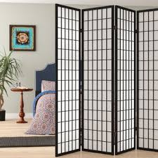 Japanese Screen Room Divider Room Dividers You Ll Wayfair