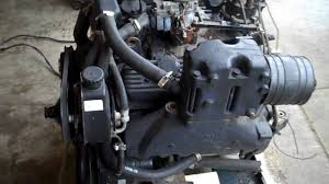 4 3l v6 alpha one merc motor engine 2 youtube