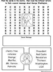 spelling activities and worksheets for presidents day enchanted